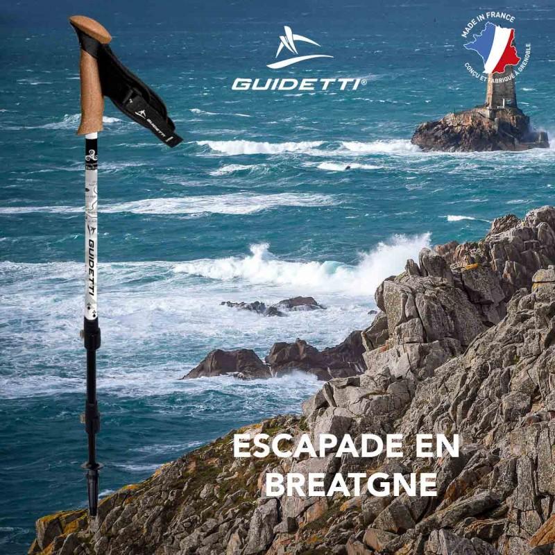 Bâton Guidetti Escapade en Bretagne