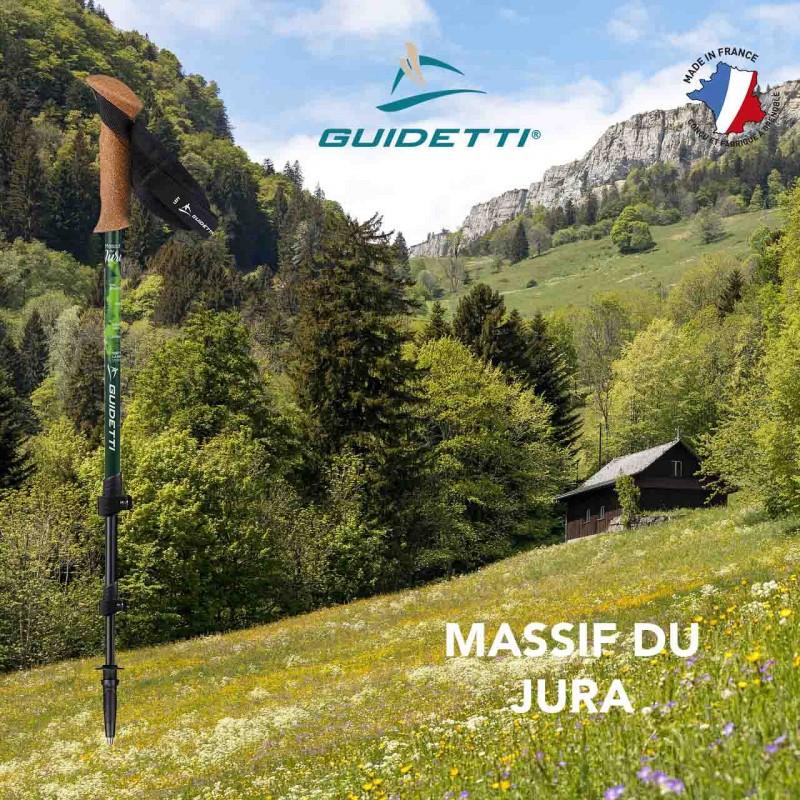 Bâton Guidetti Massif du Jura