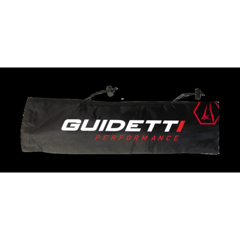 Housse pour bâtons trail pliables Guidetti